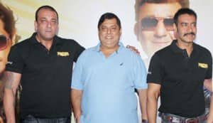 David Dhawan hospitalised after he faints at a party