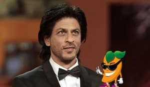 Shahrukh Khan beats Salman Khan as the male rockstar of the year: BollywoodLife Awards 2012