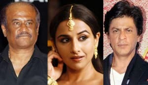 The world will end on December 21, 2012: Can Shahrukh Khan, Vidya Balan, Aamir Khan or Rajinikanth save us all?