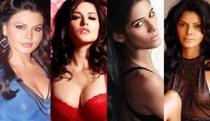 Poonam Pandey, Sunny Leone, Rakhi Sawant, Veena Mallik, Sherlyn Chopra – what are Bollywood's controversy queens up to?