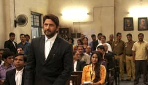 Jolly LLB's kanoon dialogues, but with a twist!