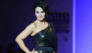 Is Preity Zinta following in Shilpa Shetty's footsteps?