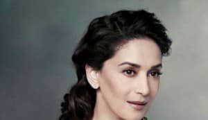Why did Madhuri Dixit really return to India?