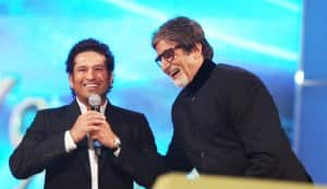 Amitabh Bachchan or Sachin Tendulkar – who will be India's Prime Icon?