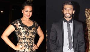 Ranveer Singh-Sonakshi Sinha's Lootera first look on March 15