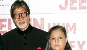 Amitabh Bachchan and Jaya Bachchan in trouble over a land scam?