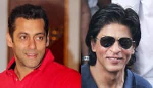 Salman Khan and Shahrukh Khan are friends again!