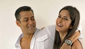 Salman Khan and Katrina Kaif come closer during the 'Ek Tha Tiger' shoot