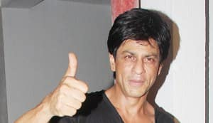 Is Shahrukh Khan saving up his movie paycheques for RA.One 2?