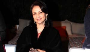 Meet Dr Sharmila Tagore!