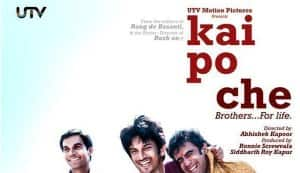 Abhishek Kapoor's Kai Po Che to premiere at the 63rd Berlin International Film Festival