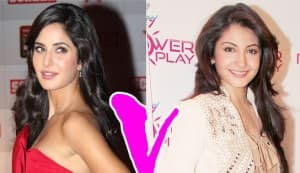Anushka ain't amused with Katrina's diva attitude!