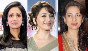 How does Madhuri Dixit-Nene suddenly have so many friends in Bollywood?