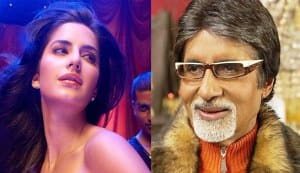 Will Amitabh Bachchan and Katrina Kaif make a good pair in 'Mehrunissa'?