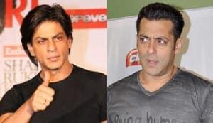 Shahrukh Khan to do an item song in Salman Khan's Dabangg3!