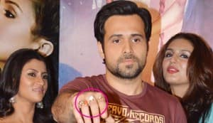 Has Emraan Hashmi become superstitious?