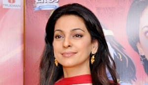 Is Juhi Chawla only fit to play the role of a 'cute mommy'?