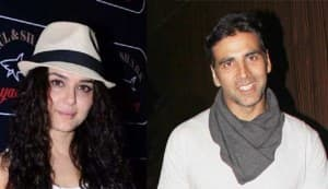 Preity ditches good friends Abhishek, Bobby and Hrithik…