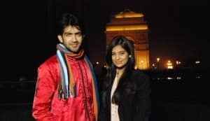 Rajan Shahi's 'Jamuna Paar' shoots at India Gate