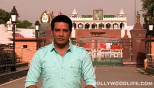 CRIME PATROL shoots at Wagah border!