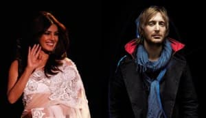 Priyanka Chopra to jam with David Guetta?