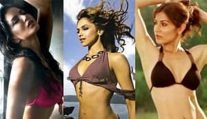 Deepika Padukone, Sunny Leone, Anushka Sharma: Who is the most bikini-fit babe in B-town?