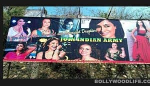Priyanka Chopra, Anushka Sharma and Preity Zinta in Indian Army recruitment campaign