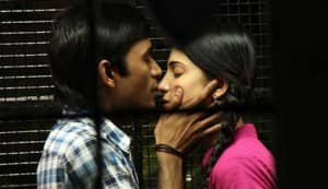 Dhanush's `3′ movie review: It's neither joyous nor serious