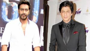 BL Anniversary Special: Is Ajay Devgn jealous of Shahrukh Khan?