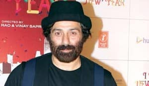What's with Sunny Deol's bushy beard and unkempt hair?