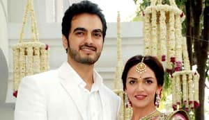 Esha Deol and Bharat Takhtani to marry in a temple!
