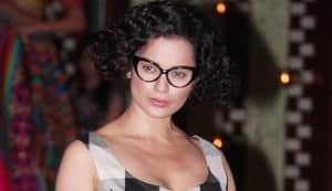 Kangna Ranaut meets with an accident in Paris