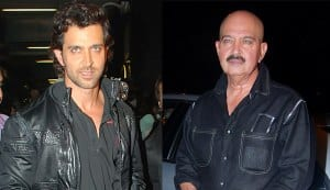 What does Rakesh Roshan like most about his son Hrithik Roshan?