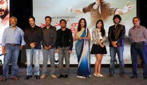 Mani Ratnam unveils the lead actors of Kadal