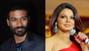 Rakhi Sawant: Dhanush thought I'll overshadow him