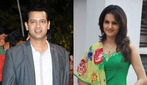 Rahul Mahajan and Monica Bedi on 'Sach Ka Saamna 2′?