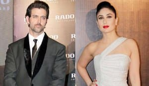 Kareena Kapoor signed opposite Hrithik Roshan for Shuddhi