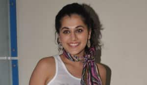 Tapsee rejects her mentor