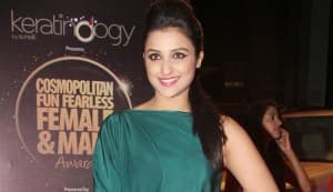 Parineeti Chopra: I'm totally cool with live-in relationships