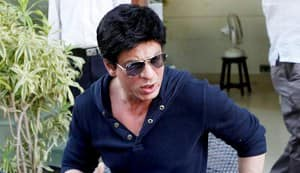 Shahrukh Khan banned from Wankhede!