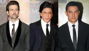 Aamir Khan, Shahrukh Khan or Hrithik Roshan: Who will star in Steven Spielberg's movie?