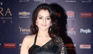 Is Ameesha Patel desperately seeking attention?