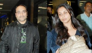 Aditya Chopra-Rani Mukerji to tie the knot in 2012?