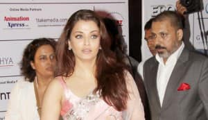 Ash says not without the Bachchan