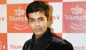Karan Johar gets birthday wishes from B-towners!