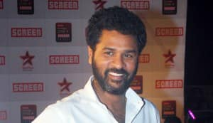 Prabhu Deva relocates to Mumbai