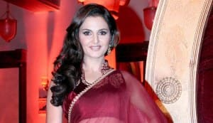 Monica Bedi takes inspiration from Shahrukh Khan