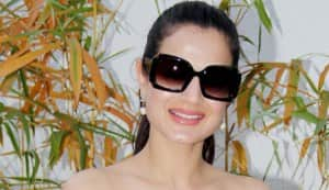 Ameesha Patel: The Busy-Bee!