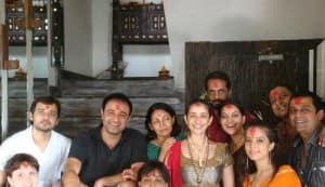 In Focus: Manisha Koirala spends quality time with friends