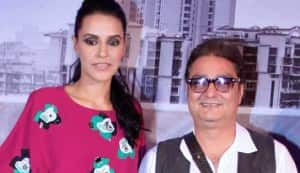 Neha Dhupia sticks to 'no comments'
